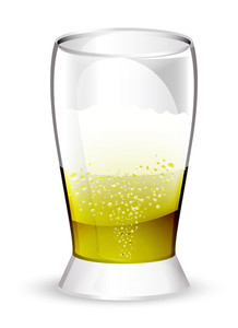Beer Drink Glass