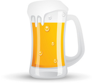 Beer Mug Overflow Icon