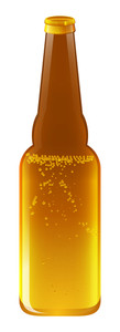 Beer Vector Bottle