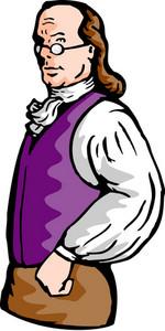 Benjamin Franklin Gentleman