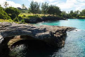 Bermuda Rock Formation