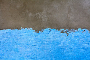 Bi-color concrete wall background