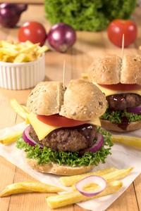 Big And Tasty Burger