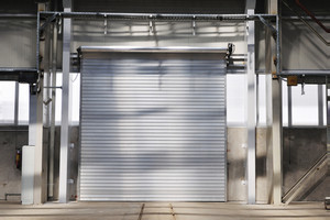 Big Industry Garage Door