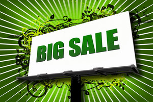 Big Sale Billboard