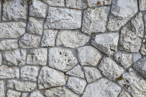 Big stone wall texture and background