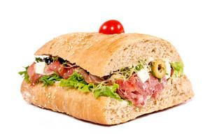 Big Tasty Sandwich