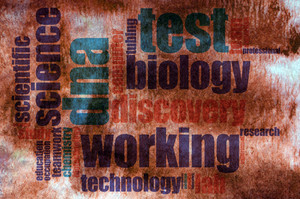 Biology Word Cloud