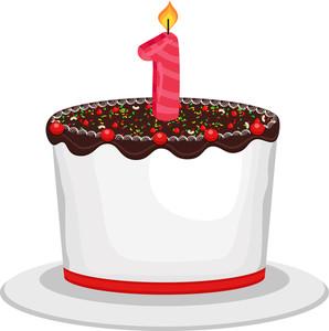 Birthday Anniversary Cake