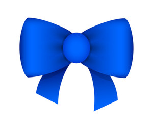 Birthday Ribbon Bow