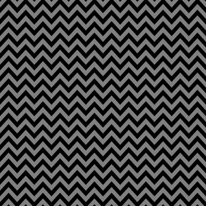 Black And Grey Chevron Pattern