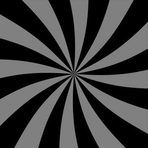 Black And Grey Swirl Pattern