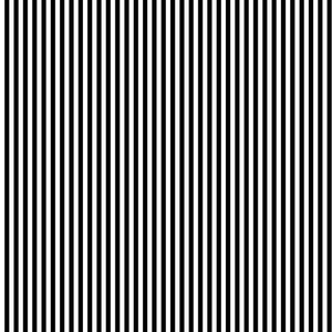 Black And White Striped Pattern