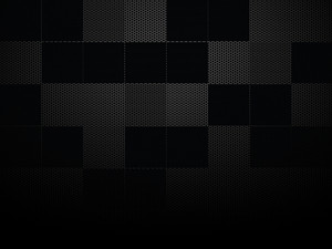 Black Blocks Background