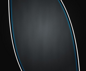 Black Blue Shapes Background