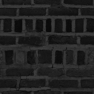 Black Bricks Texture Tile