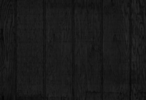 Black Dark Wooden Background