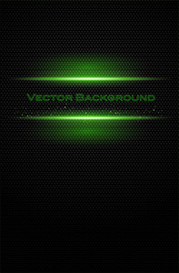 Black-green Tech Vector