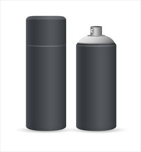 Black Spray Bottles