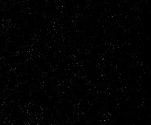 Black Universe Background