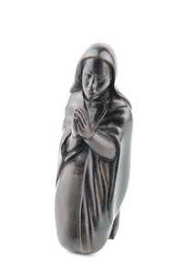 Blackwood Statue Of Virgin Mary