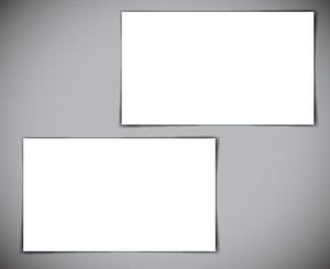 Blank Banner Vectors