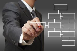 Blank Business Diagram