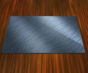 Blank Silver Plate
