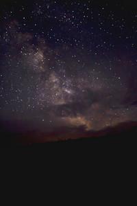 Blinking Stars At Night 253