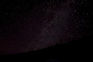 Blinking Stars Sky 254