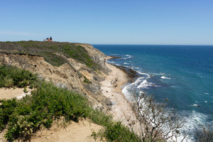 Block Island Mohegan Bluffs