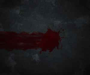 Blood Crime Scene