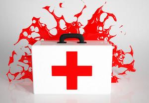 Bloody Aid Kit