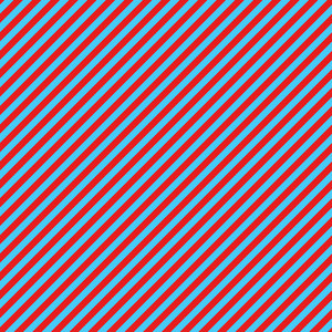 Blue And Red Diagonal Striped Pattern On Dr. Seuss Paper