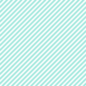 Blue And White Diagonal Striped Pattern