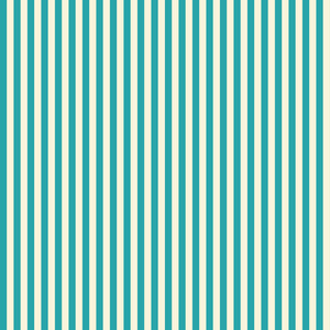 Blue And White Striped Circus Pattern
