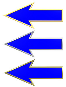 Blue Arrows.