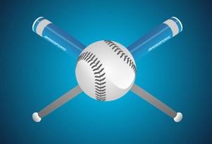 Blue Baseball