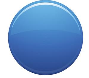 Blue Circle Blank