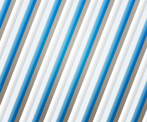 Blue Clean Stripes Backdrop