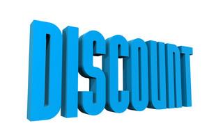 Blue Discount