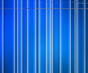 Blue Glowing Stripes Background