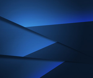 Blue Layers Background