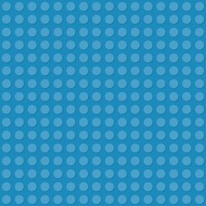 Blue Lego Pattern