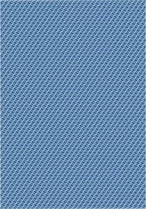 Blue Meshy Background