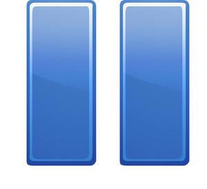 Blue Pause