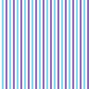 Blue, Purple, And White Stripes Pattern