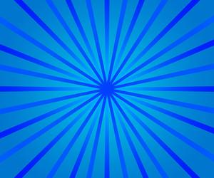 Blue Retro Rays Texture