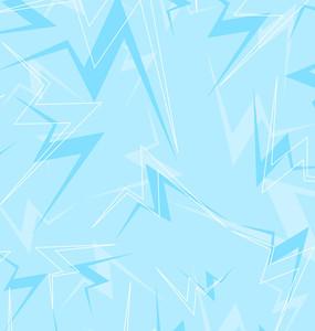 Blue Retro Vector Background