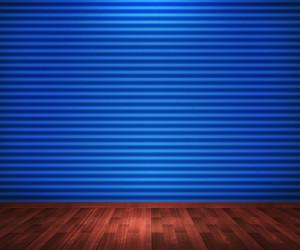 Blue Room Background